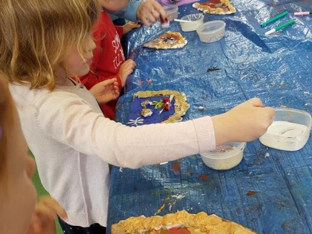 art for kids, summer camp, art classes, happy kids, art activities, 3D butterfly, fairy, fairy door, paper mache fairy garden, crazy art
