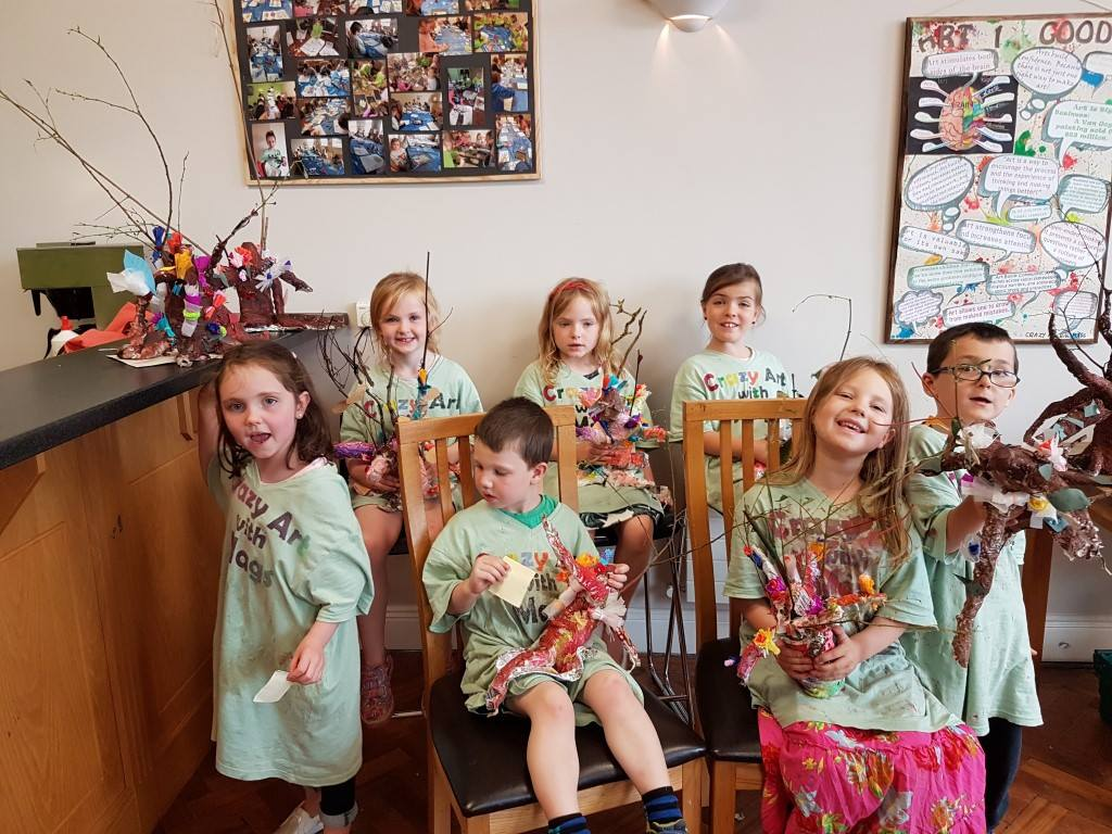 art classes, summer camp, art project for school, afterschool, crazy art, summer camp, art classes. fairy, fairy door, fairy tree