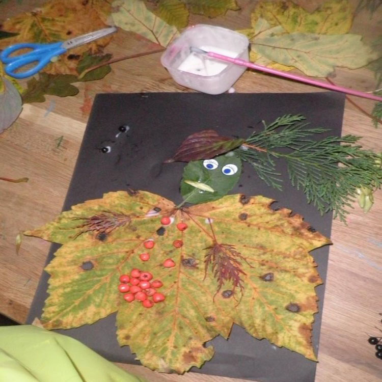 Autumn collection, autumn art project for kids, art afer school, kids art, art classes, camps