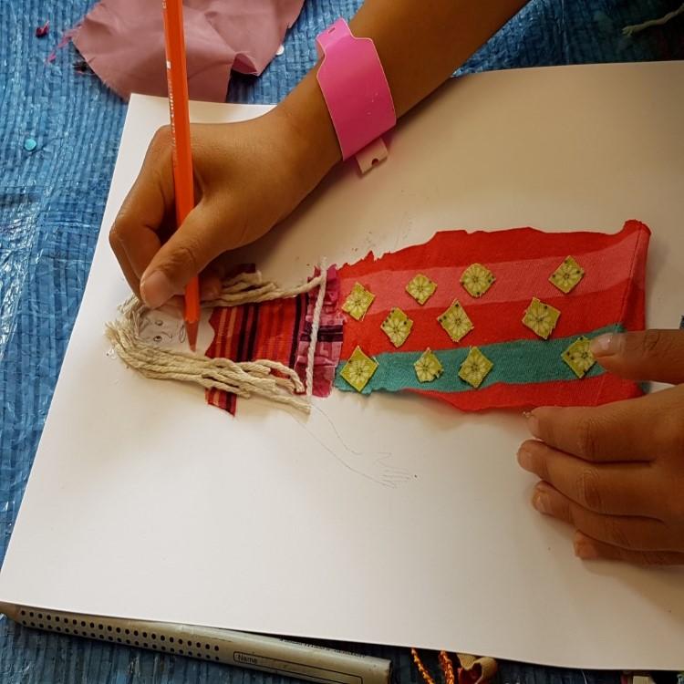design, fabric art, fun activities, art for kids, clothes, teens