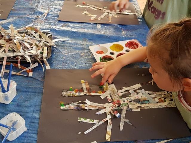 Fall, art project, autumn art ideas, kids art, art classes,