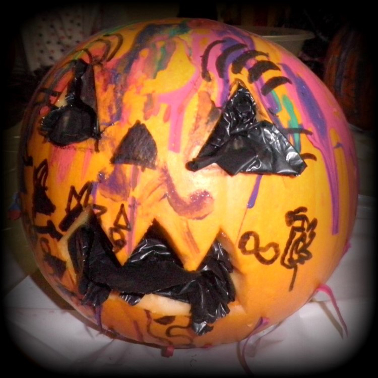 Halloween camp, Halloween pumpkin,pumpkin art,