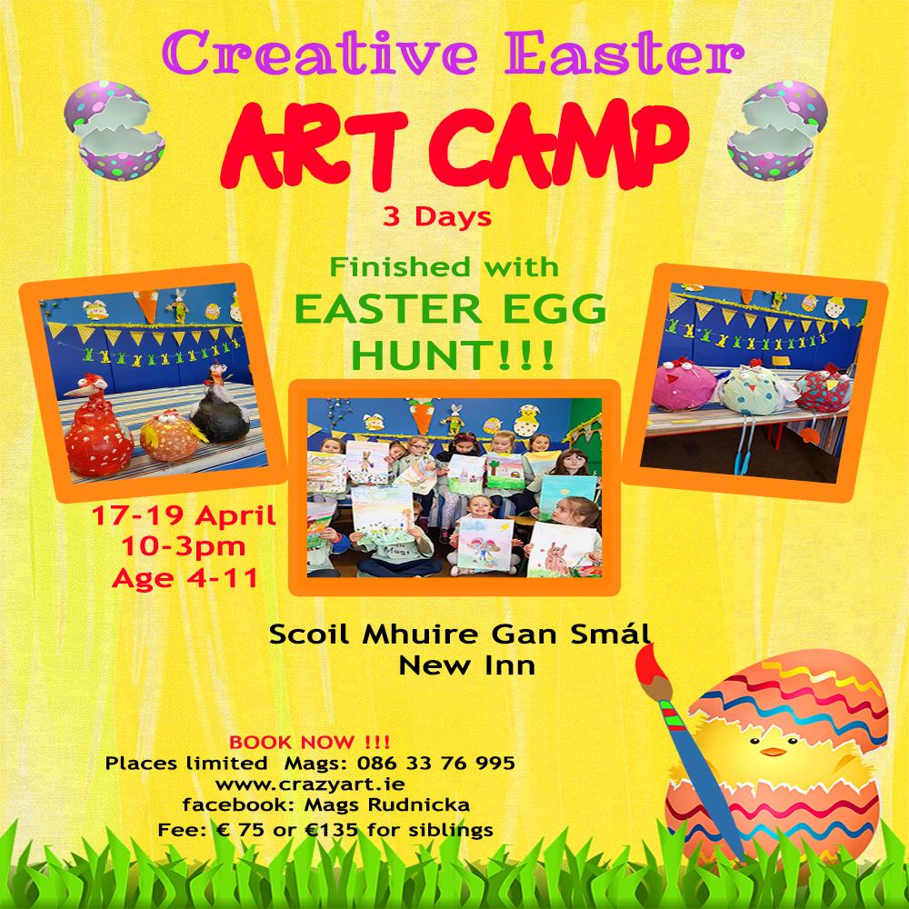 #Easter #easterart #Eastercamp #Easterart