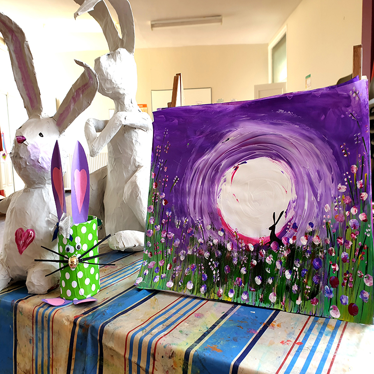 #Esater #Eastercraft #Easterbunny
