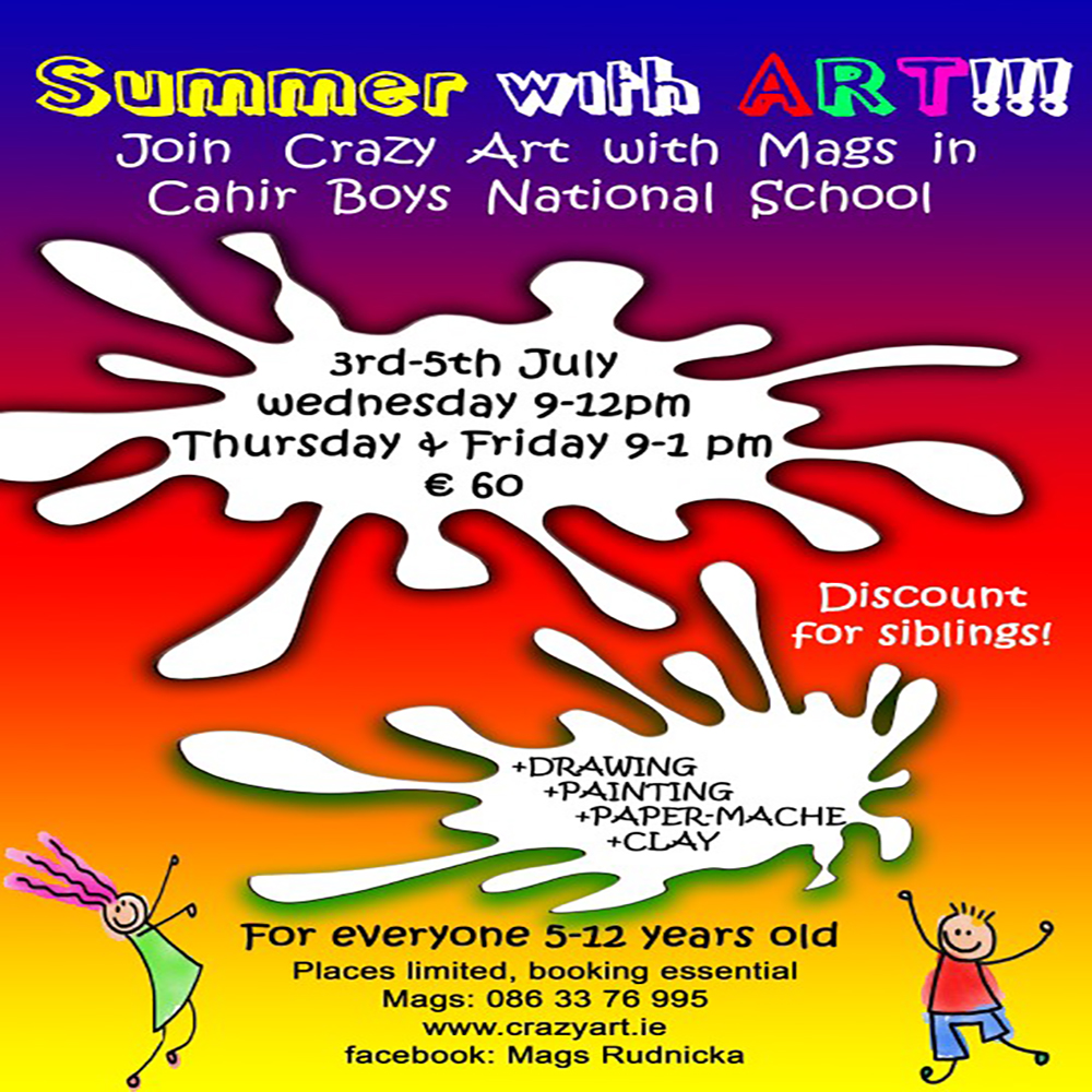#summercampTipperary #Summerfun #summeractivities