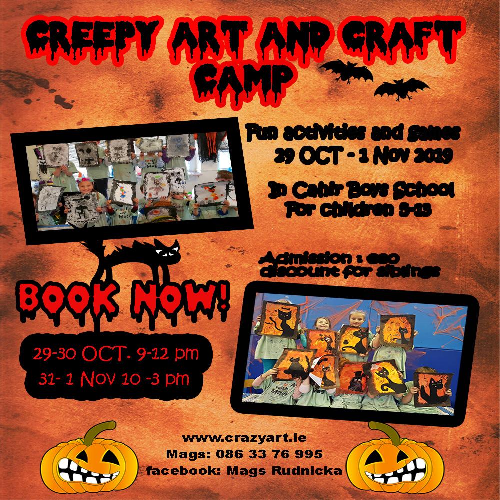 #Halloween #Halloweencamp #Halloweencraft #halloweenactivities4kids